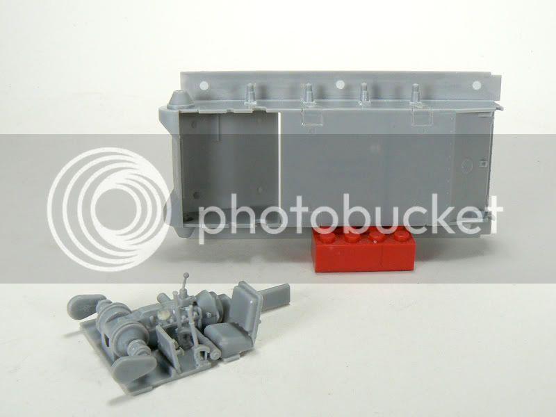 Ruben's Build; Bison I from Alan Models Finished 07/07/09 P1010805