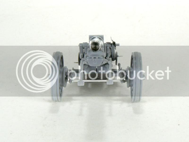 Ruben's Build; Bison I from Alan Models Finished 07/07/09 P1010853