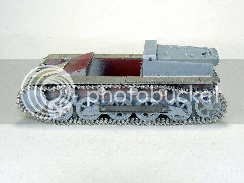 Ruben's Build; Bison I from Alan Models Finished 07/07/09 P1010867