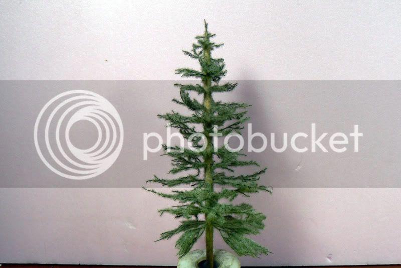 Tips & tricks 9 :Making Pine trees P1010107