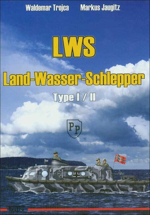 Land-Wasser-Schlepper Type I and II Trojca_LWS_