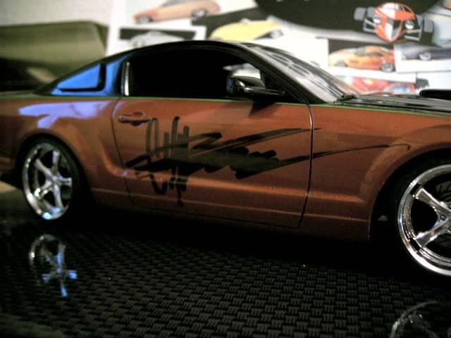 Mustang Stallion Foose Imagem1181
