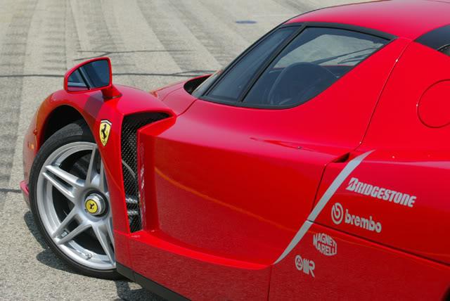 """Ferrari Enzo - """"FIORANO"""" Enzo_road-21_a"""