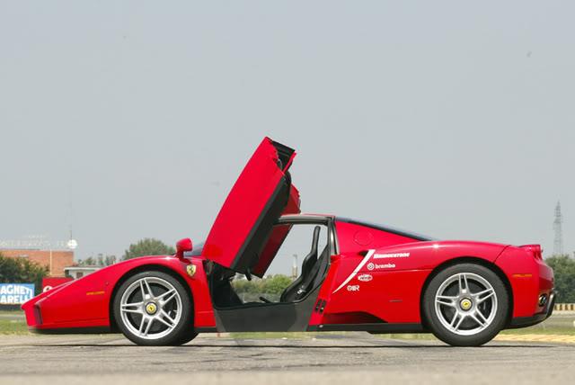 """Ferrari Enzo - """"FIORANO"""" Enzo_road-22_a"""