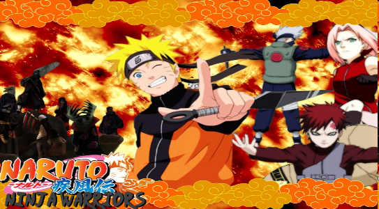 Naruto : Ninja Warriors