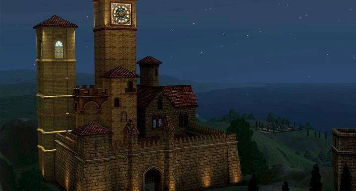 Nuevas fotos e información de Monte Vista, el nuevo mundo de EA Store para los Sims 3 10
