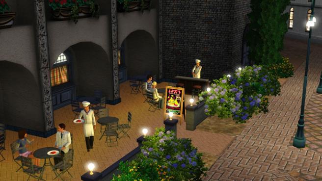 Nuevas fotos e información de Monte Vista, el nuevo mundo de EA Store para los Sims 3 12