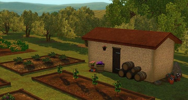 Nuevas fotos e información de Monte Vista, el nuevo mundo de EA Store para los Sims 3 4
