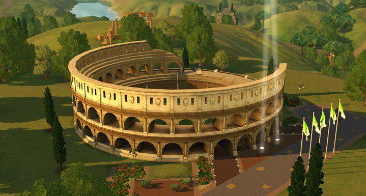 Nuevas fotos e información de Monte Vista, el nuevo mundo de EA Store para los Sims 3 6