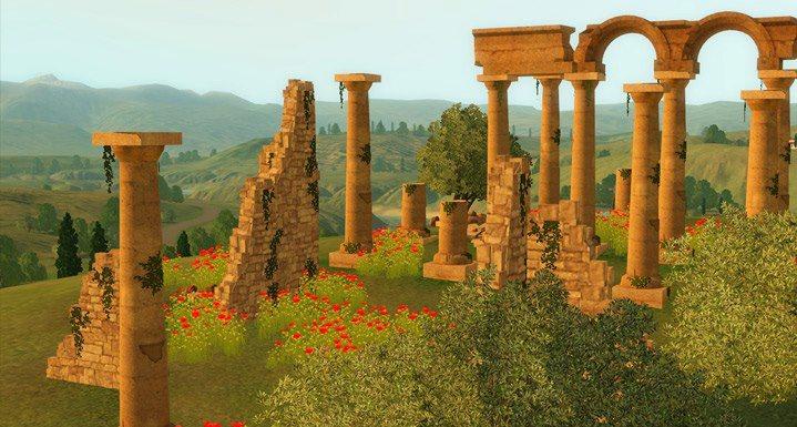 Nuevas fotos e información de Monte Vista, el nuevo mundo de EA Store para los Sims 3 7