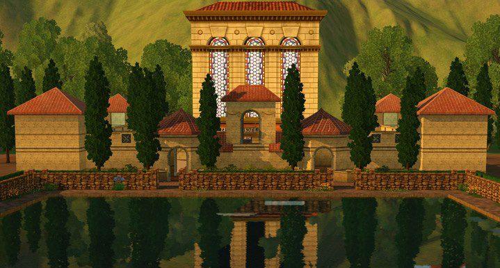 Nuevas fotos e información de Monte Vista, el nuevo mundo de EA Store para los Sims 3 8