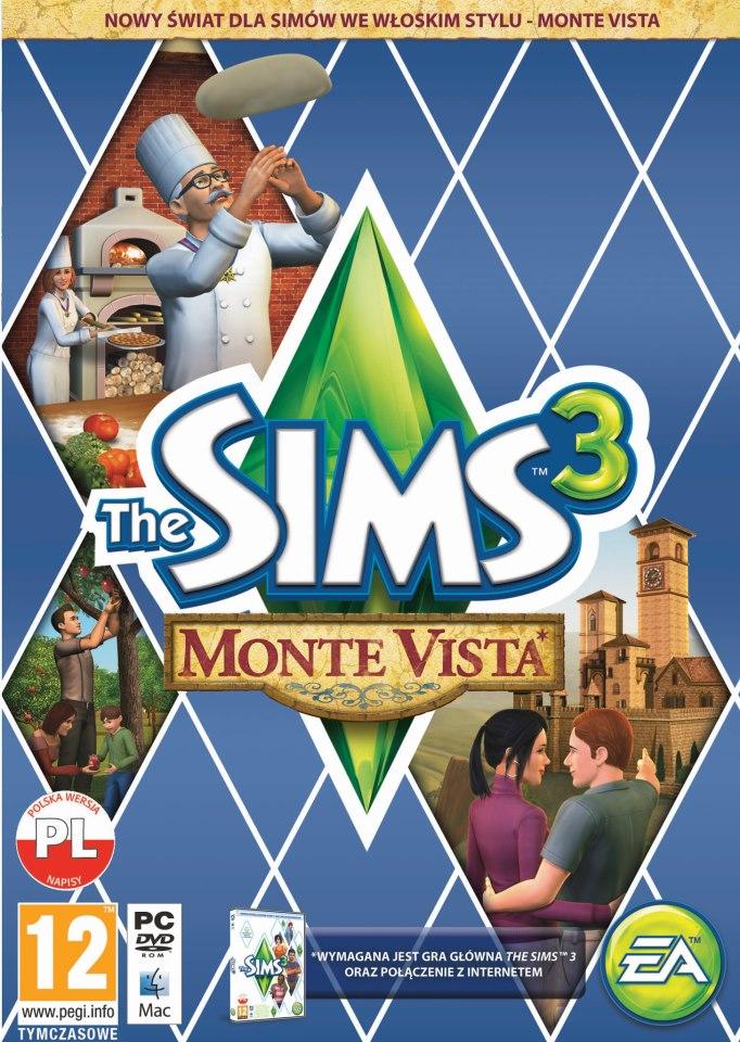 Nuevas fotos e información de Monte Vista, el nuevo mundo de EA Store para los Sims 3 Car