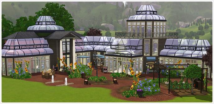 EA pone a la venta en la Store un invernadero, para complementar Estaciones Invernadero