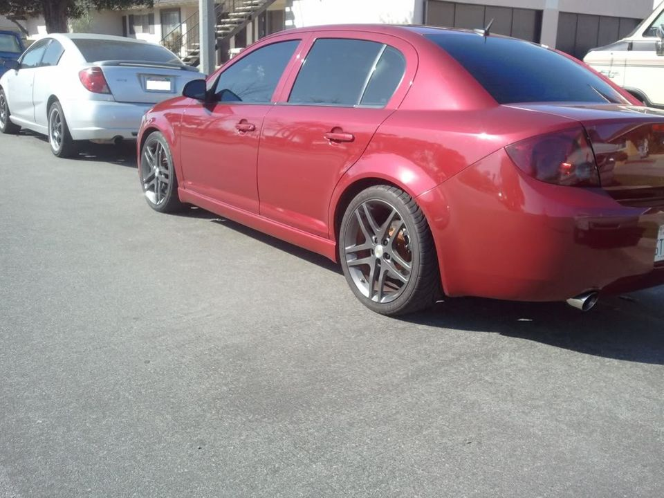 New owner of a 09 cobalt ss from Huntington Beach Cover22