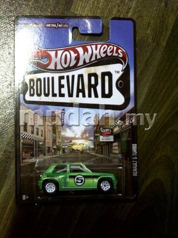 Hot Wheels Boulevard: Renault 5 Turbo 6222608812