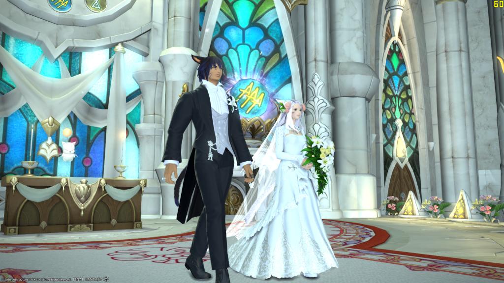 Cae & Kaladin Wedding Album Ffxiv_01052015_013721
