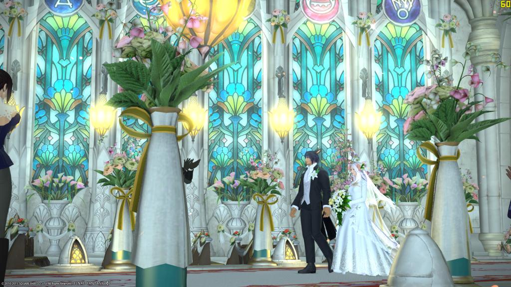 Cae & Kaladin Wedding Album Ffxiv_01052015_013736