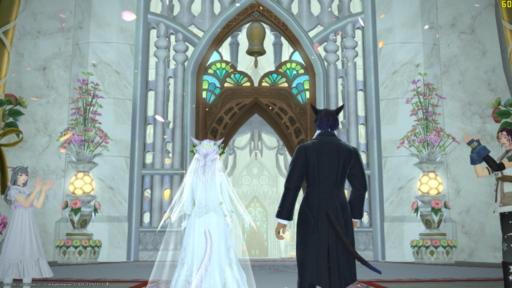 Cae & Kaladin Wedding Album Ffxiv_01052015_013747