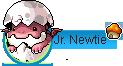 Jr. Newtie