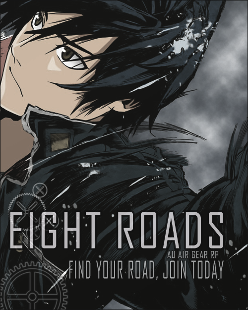 Eight Roads (Air Gear) 8RAd-3