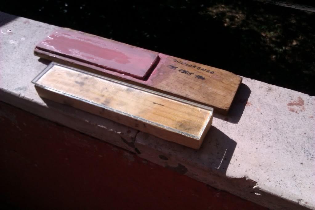 TUTORIAL: oštrenje noža brusnim papirom  - Page 3 IMAG03412