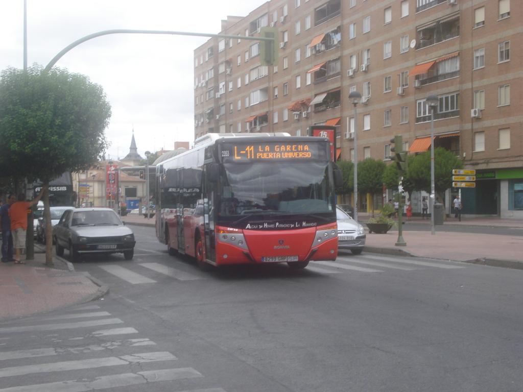 Autobuses urbanos de Alcalá de Henares DSC00003