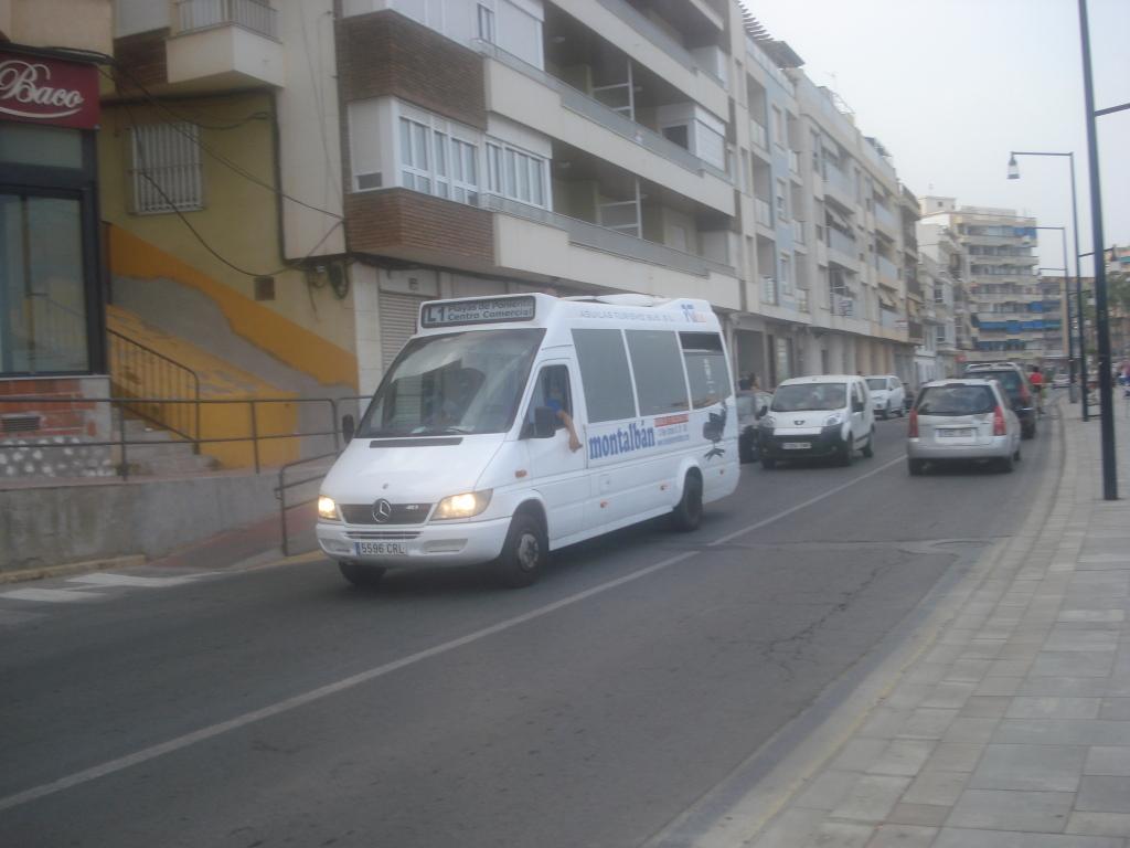 Servicios Urbanos e Interurbanos en la provincia de Murcia DSC00042