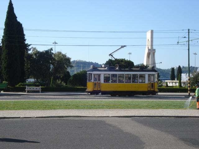 Tranvías de Lisboa. DSC04180
