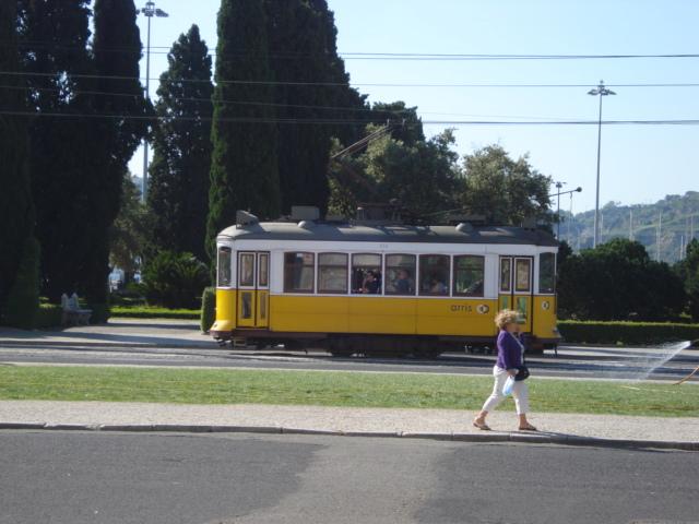 Tranvías de Lisboa. DSC04184