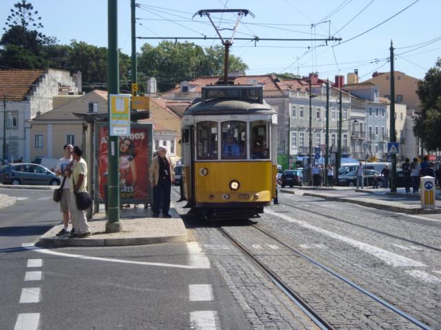 Tranvías de Lisboa. DSC04209