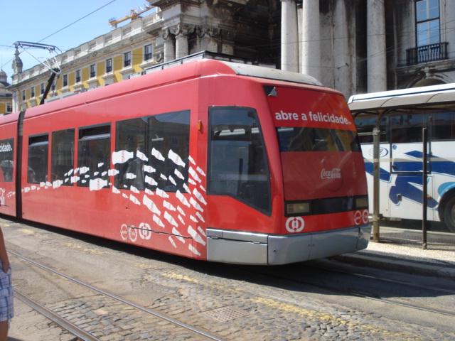 Tranvías de Lisboa. DSC04270