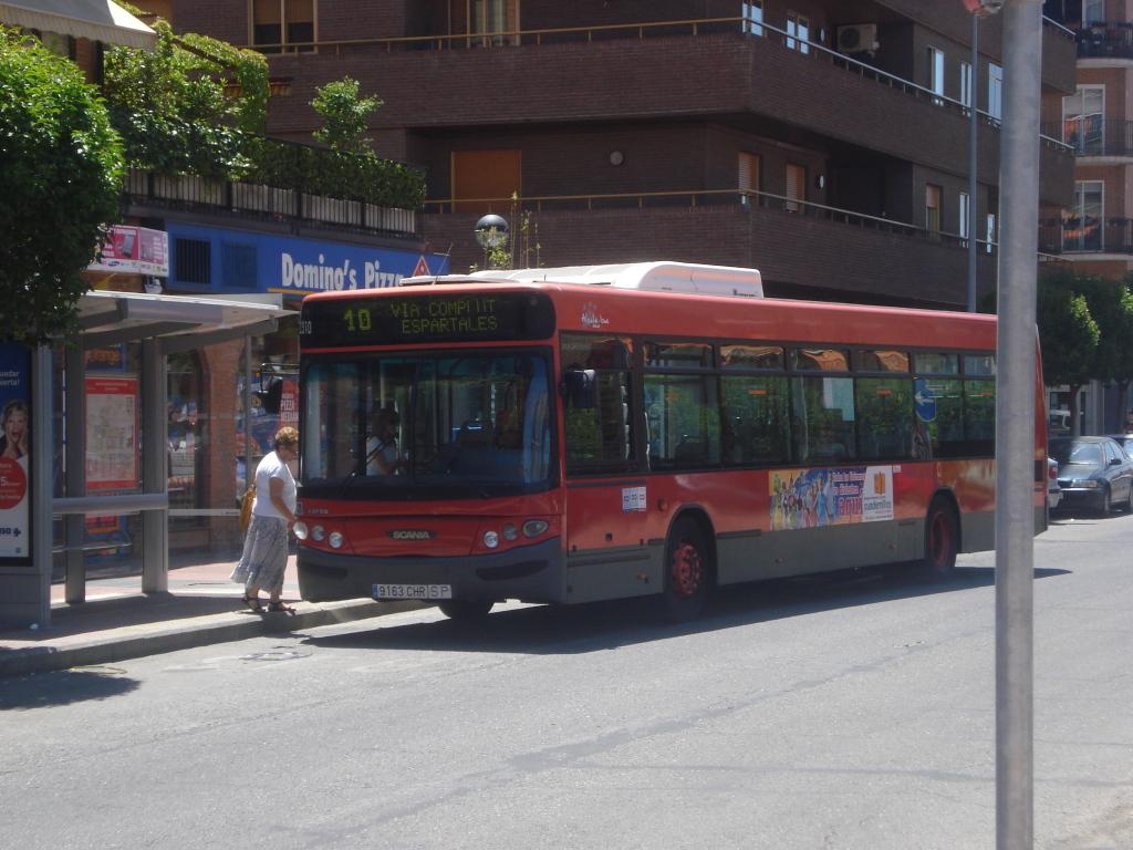 Autobuses urbanos de Alcalá de Henares DSC09212