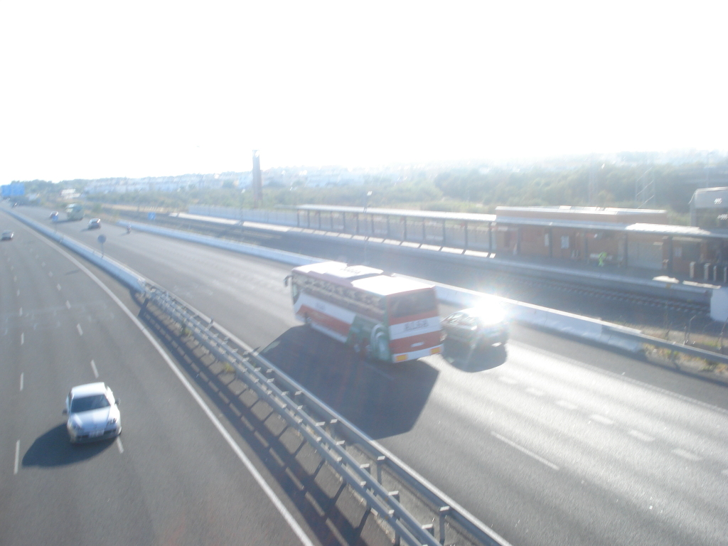Estacion de Autobuses de MALAGA DSC09424