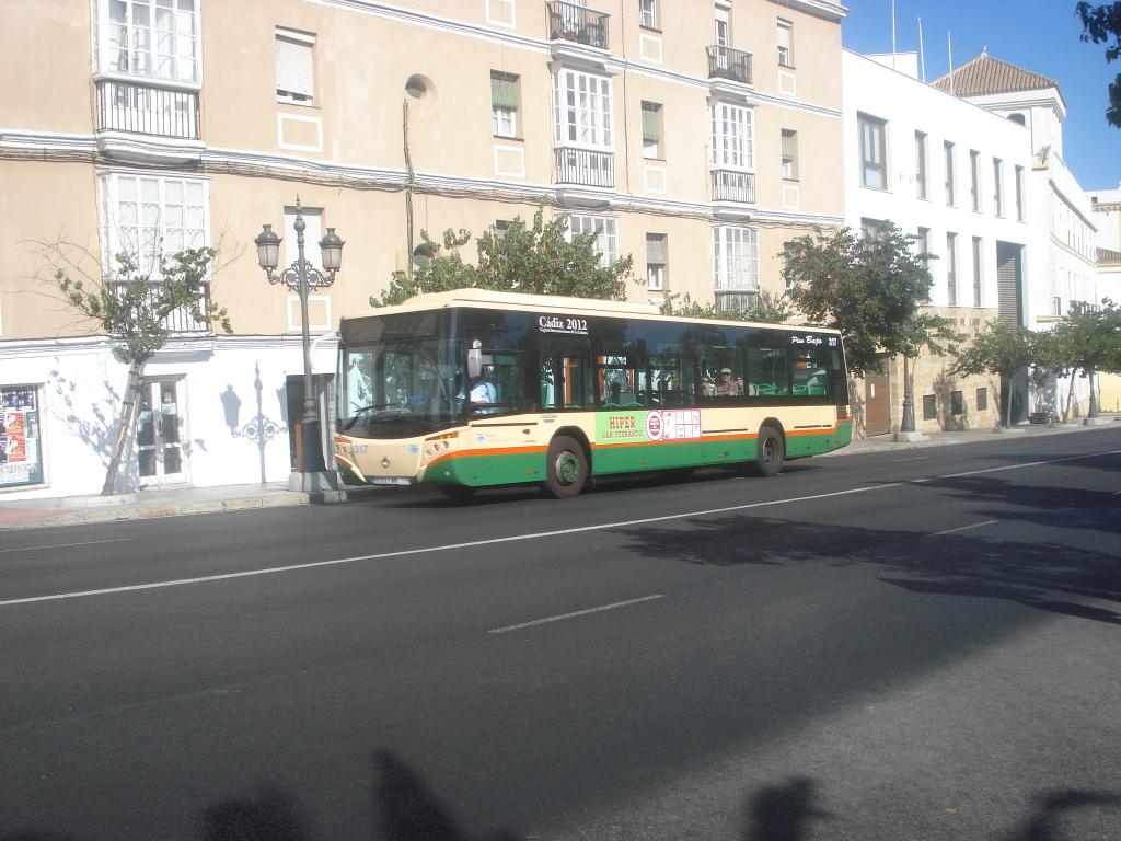 Tranvía de Cádiz a San Fernando y Carraca S.A DSC09491