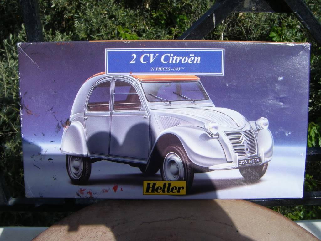 2 CV  Citroen  1/43 A