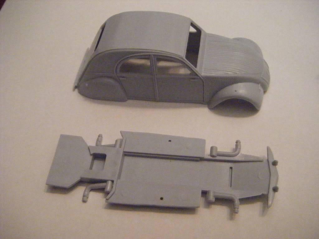 2 CV  Citroen  1/43 C