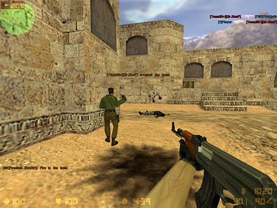 Counter Strike 1.6 Download, CS 1.6 - FULL Version Game CounterStrike16ScreenShot