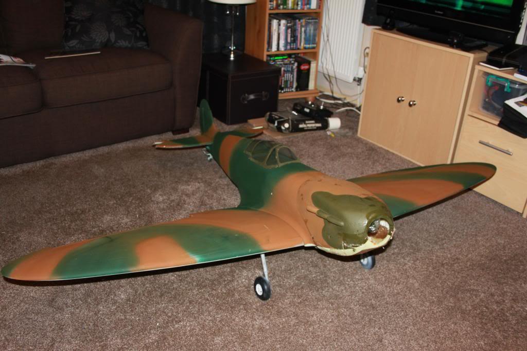 the formerly pink spitfire Cm-Prospitfire006