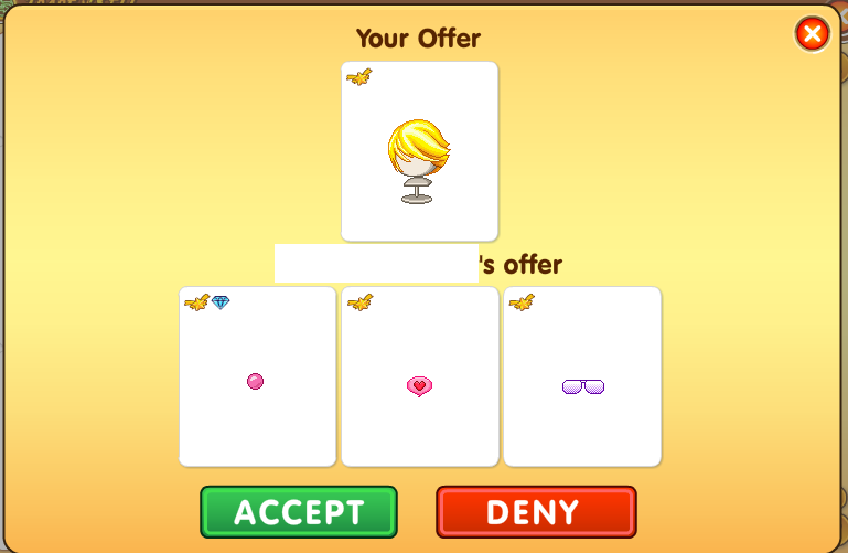 Would this be a good trade? O_o FriskyforBubblegum_zps2339cff2