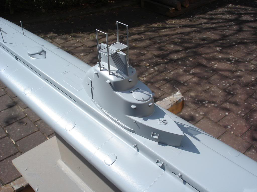 Germany's first military submarine, the S.M. U-1 - Page 2 DSC01760_zps41847e4e