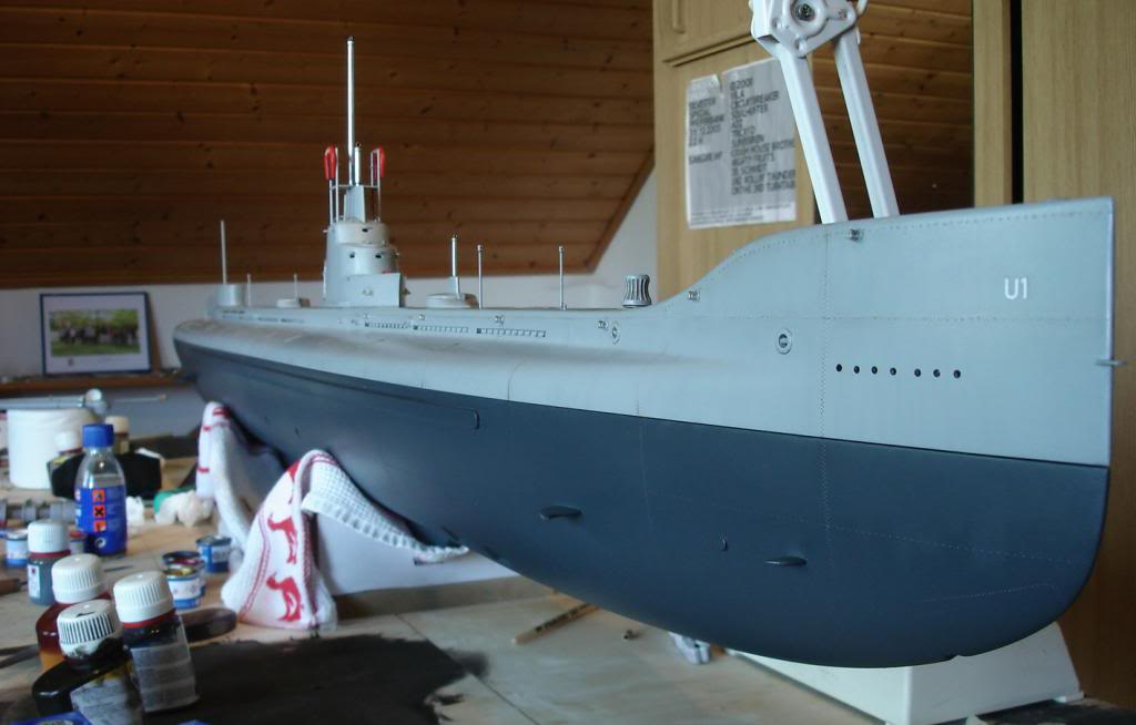 Germany's first military submarine, the S.M. U-1 - Page 2 DSC01786_zpsc821e9a7