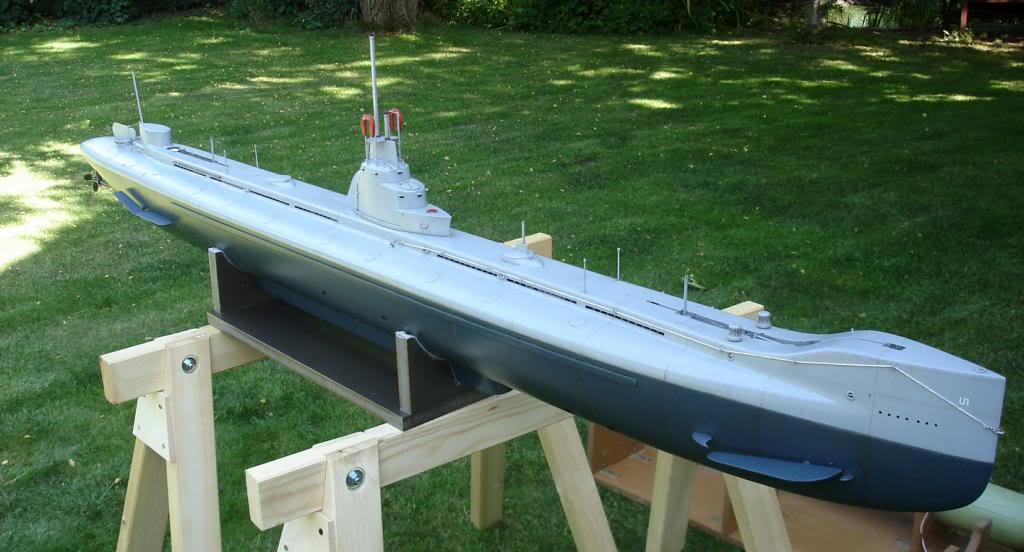 Germany's first military submarine, the S.M. U-1 - Page 2 DSC01812_zps5469e166