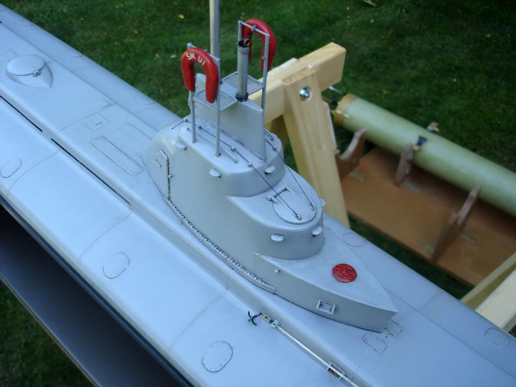 Germany's first military submarine, the S.M. U-1 - Page 2 DSC01816_zps15fec88b