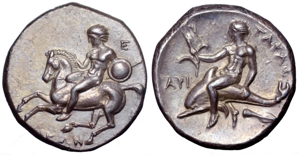 Les monnaies nous racontent l'Histoire: Vlasto 701 Vlasto701