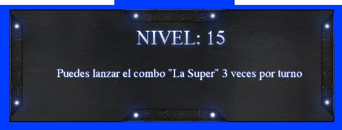 Especialidades [Gantzer] 15-1