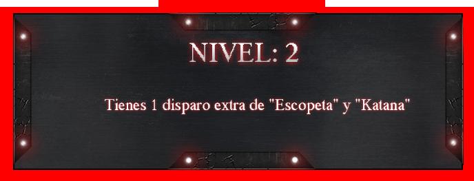 Especialidades [Vampiro] 2-7