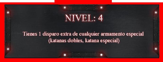 Especialidades [Vampiro] 4-4