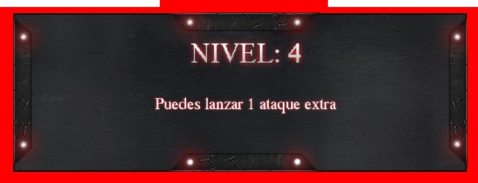 Especialidades [Vampiro] 4-6