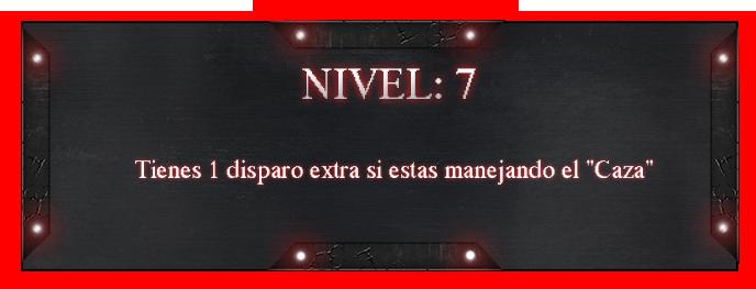 Especialidades [Vampiro] 7-3