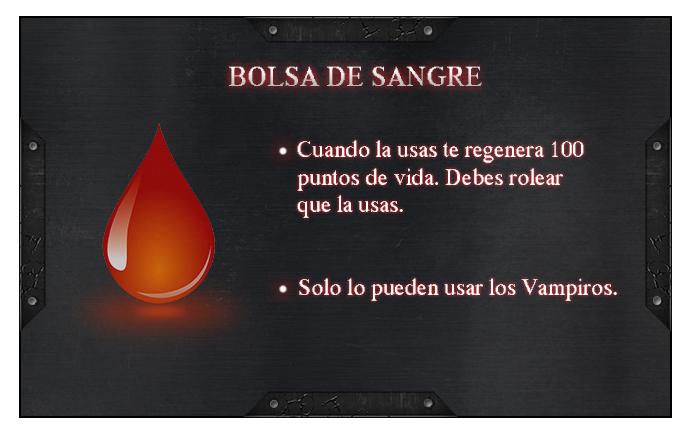 Reglas y Guias [Vampiros] Accesorio
